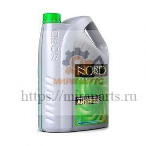 Антифриз зеленый NORD Antifreeze (5л)